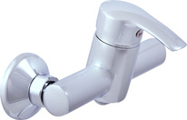 Shower lever mixer RIO