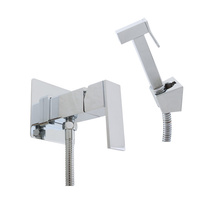 Built-in single lever bidet mixer LOIRA