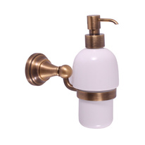 Soap dispenser ceramic