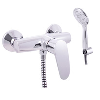 Shower lever mixer AMUR