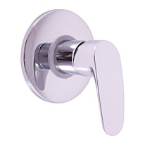 Built-in shower lever mixer AMUR