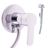 Bidet build-in mixer with shower ZAMBEZI