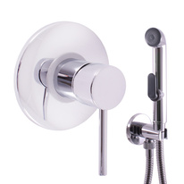 Bidet built-in mixer SEINA
