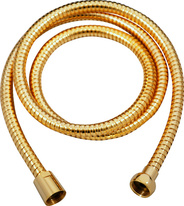 Single-lock shower hose GOLD