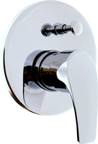 Built-in shower lever mixer KONGO