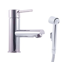 Washbasin faucet with shower  SEINA