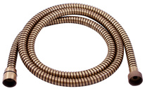 Single-lock shower hose BRONZE